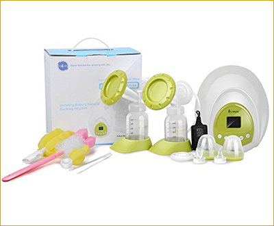 Nibble Double/Single Electric Breast Pump