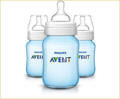 Philips Avent Anti-colic Baby Bottles Blue