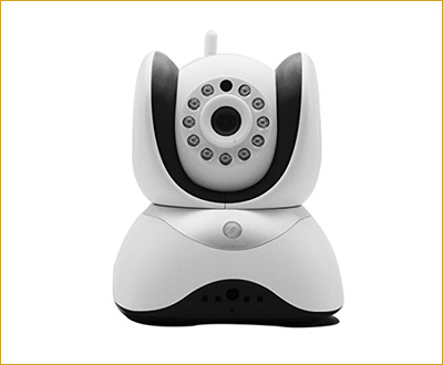 Wi-Fi Audio and Video Camera by Palermo