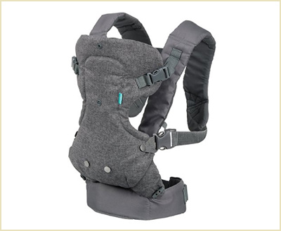 4-in-1 Infantino Flip Advanced Convertible Carrier