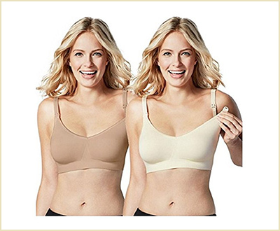 Bravado Body Silk Seamless Nursing Bra - 2 Pack