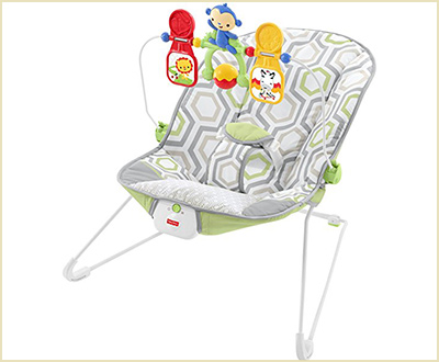 Fisher Price Geo Meadow Baby Bouncer