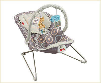 Fisher Price Luminosity Baby Bouncer