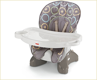 Fisher Price Spacesaver Luminosity High Chair