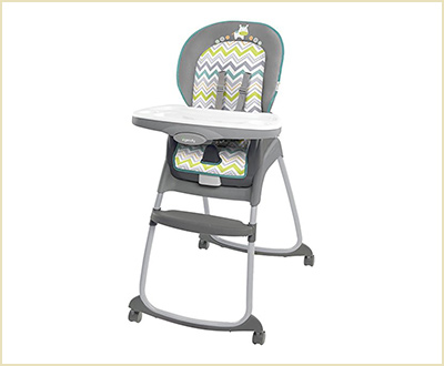 Ingenuity Trio 3 in 1 Ridgedale High Chair