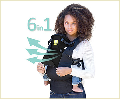 Lille Baby Complete All-Season Baby Carrier