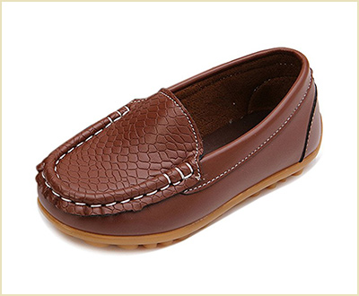 Lonsoen Toddler Slip-On Loafers