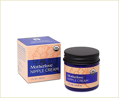 Motherlove Certified Organic Nipple Cream