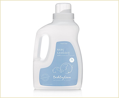 Berkley Green Concentrated Baby Laundry Detergent