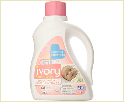 Ivory Snow Stage 1 Laundry Detergent