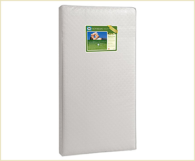 Sealy Soybean Foam Infant/Toddler Crib Mattress