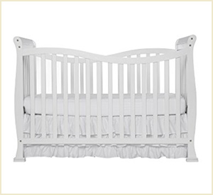 dream on me violet baby crib