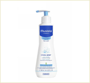 mustela baby lotion