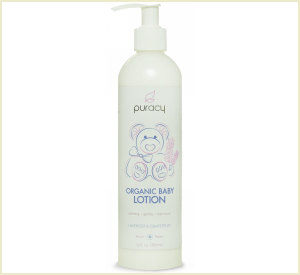 puracy baby lotion