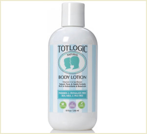 totlogic baby lotion