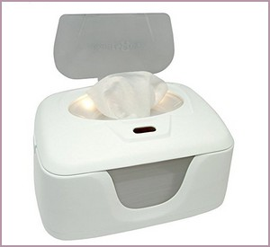 Babies R Us Wipes Warmer with Light