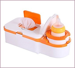 Baby Wipe Warmer and Bottle Warmer