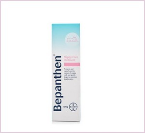 Bepanthen Diaper(Nappy) Care