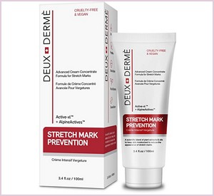 Stretch Mark Prevention Cream