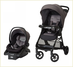 smooth ride stroller car seat combo