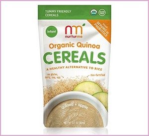 NurturMe Organic Infant Cereal