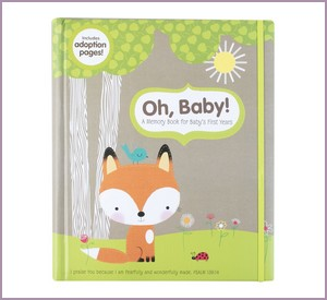 DaySpring Inspirational Baby Memory Book