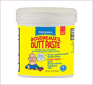 Boudreauxs Butt Paste Diaper Rash Ointment