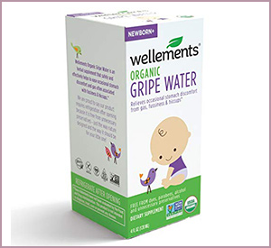 best wellements organic gripe water