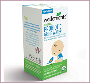 best wellements organic probiotic gripe water