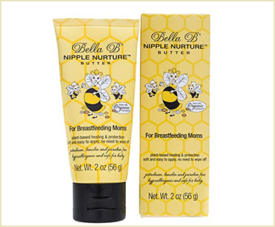 best bella b nipple nurture cream