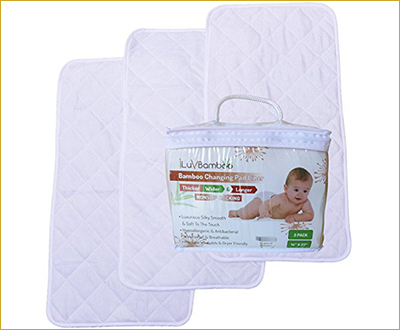 best iluvbamboo new best grip waterproof changing pad