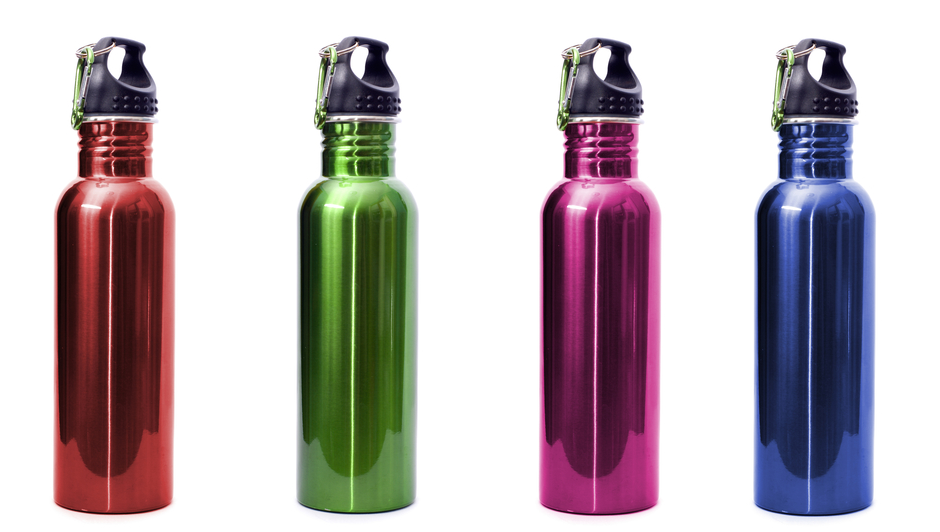 10 Best Water Bottles For On-The-Go Moms