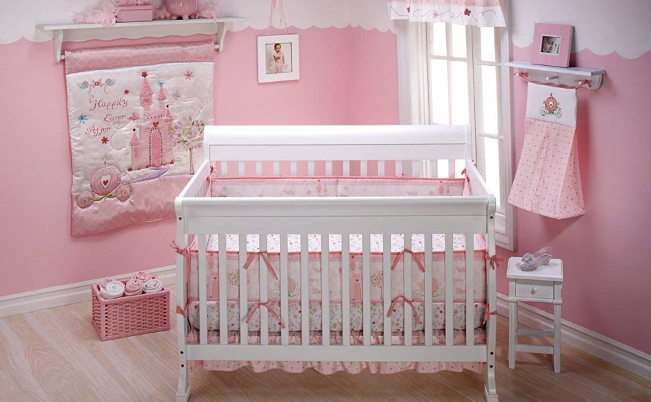 Baby Girl Nursery Ideas with Style